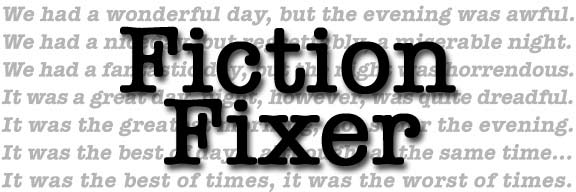 FictionFixer tracks 250 characteristics of bestselling novels to define a model of what readers desire. Corresponding aspects of your manuscript are matched to this paradigm or a specific work. The software includes a consensus of expert advice while preparing the evaluation of your novel.